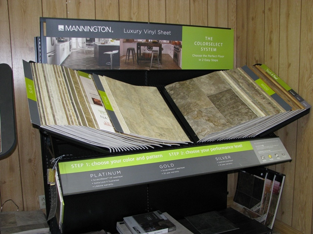 Picture vinyl flooring dealer conover newton hickory nc